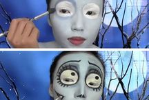 DIY Halloween Makeup & Costumes / HowTo Halloween Makeup and or costume ideas. / by Lynda Bruschini
