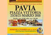 Festa tipica Siciliana 23-24-25 marzo Pavia