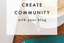Blogging for crafters / Inspiration for crafters, makers, designers and creatives starting up a craft blog.