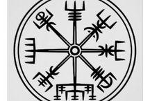 vegviser islandsk rune