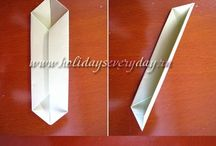 Origami / The art of folding