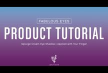 Younique Product Tutorials