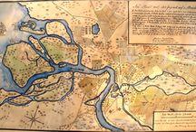 St. Petersburg. Maps before 1917 year / St. Petersburg. Maps before 1917 year