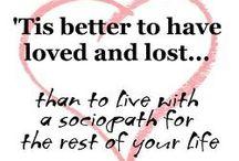 Narcissist & sociopath