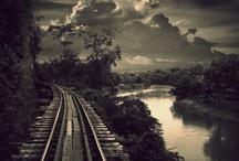 trains / by Deborah Hein