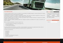 FOURKIOTIS TRANS / Our company is years in the transport sector and is now developing in international transport. Our experience and our professionalism guarantee absolute reliability in transport. Website: http://fourkiotis-trans.gr/