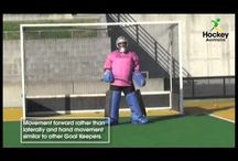 Goalkeeping #fieldhockey
