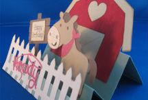 Critter cards / by Jeanne