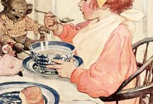 Art: Illustration: Jessie Willcox Smith / by Cynthia Secunda Daniel
