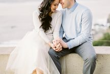 Engagement Session Outfit Ideas / What to wear for your engagement or couples photo session