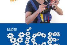 Vizuály - téma strojírenství / Vizuály pro podzimní reklamní kampaň společnosti Mediatel