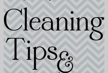Household cleaning tips/recipies