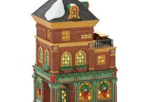 Christmas Villages / by Anne Kidd