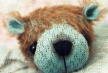 Sweet Artist Teddy Bears & Friends  :o)
