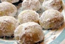 Cookies, Brownies, Scones, Fudge, Bar cookies / Recipes / by Sue Belvoir