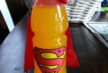 Superhelden Geburstag