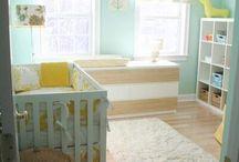 Beautiful Gender Neutral Baby Room