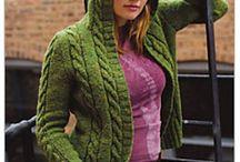 Knitting and crochet / by Lori Hamilton
