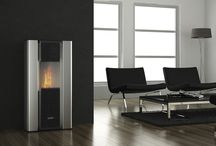 Fiamella - Gas Stoves / Fiammella Gas Stove. Less noise, less required service. Alternative to any pellet stove.