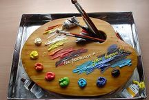 Amazing cakes ~ Hobbies, sport, jobs and travel.