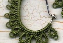 Crochet Jewelery / All crocheted jewelery / by Jennifer Smith
