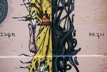 graffiti art / by Eva Kernan