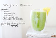 Smoothies / by Cristina Olmo