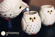 A Cup of Tea / by Mona Bridges