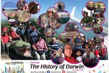 CM17025 The History of Darwin