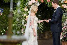 white+white real wedding: Suzi + Elliot
