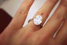 Engagement Rings / Gorgeous sparklers to make your other fingers envious.