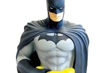 Superhero Banks / by SimplySuperheroes.com