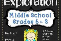 grade 7 - careers - goal making