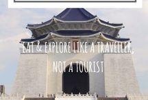 Travel: Taiwan