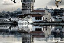 İstanbul'u özledim gerçekten