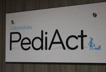 PediAct  / Retrouvez sur ce board l'ensemble des photos de notre laboratoire !