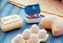 Cositas a crochet / Estos no son mios son de algunas chicas y como me gustan los pongo