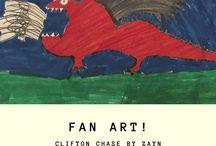 Fan Art & Letters