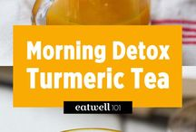 Turmeric health drink