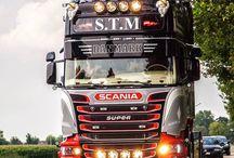 ░ Scania Trucks ░