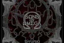 Sons ov Omega / A Melodic Death Metal band. I think. Because, the also cover ambient, progressive, black....   Aaaaahhhh!