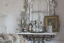 shabby and chic / by Kris Tremblay