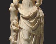 statue greco-romane