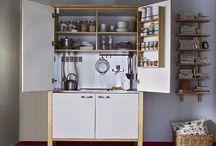 Portable kitchenette