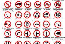 placas trânsito