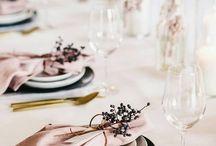 rosa wedding inspirations