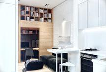 półki tv wall