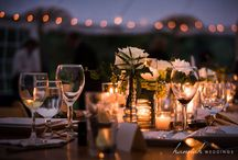 Tabletop Items / Selection of china, flatware and glassware to adorn your Vermont Wedding table.