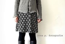 Sewing for adults: skirts (inspiration, colours, patterns,...)