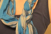 Scarves / by Shirley Hardin Hood
